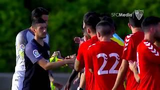 Real Murcia 0 - 2 Sevilla
