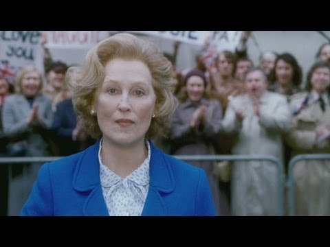 The Iron Lady trailer