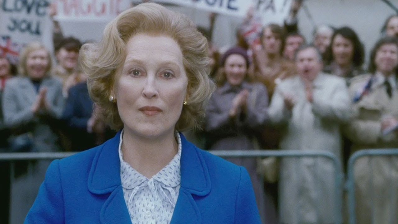 The Iron Lady' Trailer 2 HD - YouTube