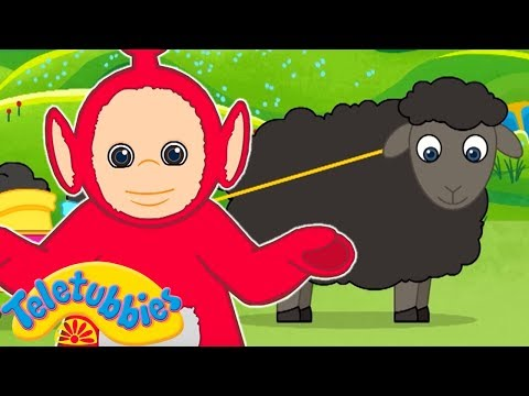 Teletubbies | Baa Baa Black Sheep & Many More | Nursery Rhymes for Children | Kids Songs Teletubbies