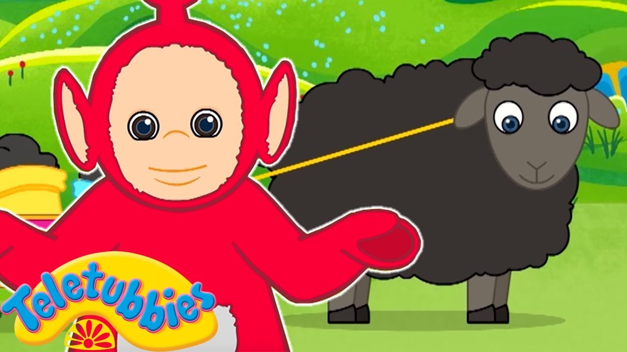 Teletubbies | Baa Baa Black Sheep & Many More | Nursery ...