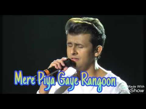 Mere Piya Gaye Rangoon(Remix) - Sonu Nigam, Kavita Paudwal - Ankit Badal AB