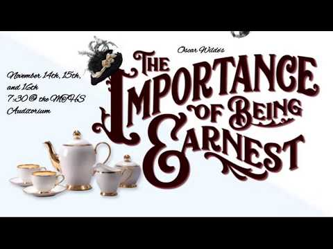 The Importance Of Being Earnest Trailer