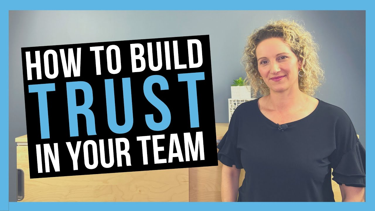 How to Build Trust in Teams for Broader Team Success