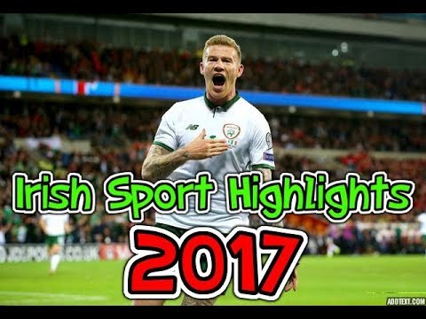 The Best Irish Sporting Moments of 2017!!
