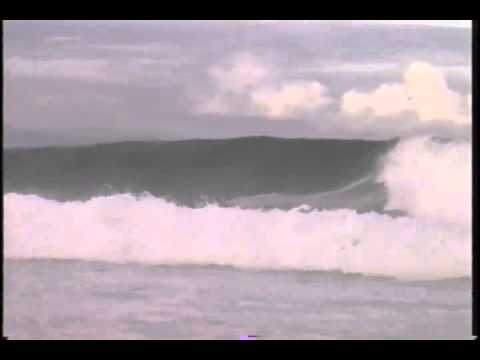 Sonny Miller Films BAWA with Tom Curren and crew in 1994