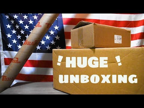 HUGE 400$$$ tackle warehouse unboxing