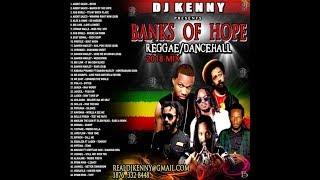 DJ KENNY BANKS OF HOPE REGGAE DANCEHALL MIX SEP 2018