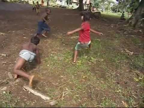 Teach Me How To Dribble [Little & Loud Soccer in Solomon Islands]