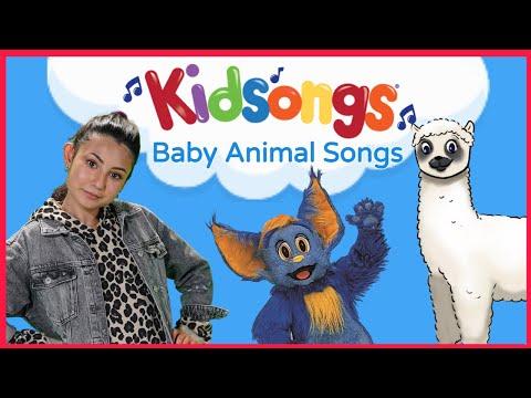 Baby Animal Songs by Kidsongs | Best Kid Song | The Petting Zoo | 5 Little Ducks | PBS Kids | kids
