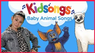 Baby Animal Songs Kidsongs | Kid Songs Video | The Petting Zoo | 5 Little Ducks Song | PBS Kids | thumbnail