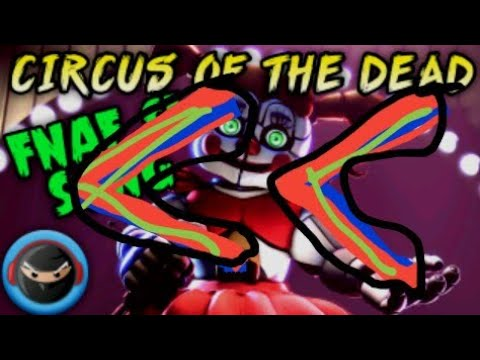 Circus of the dead - Reverse