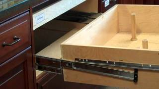 How to remove the drawer 150lb
