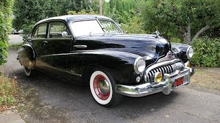 1948 Buick Super For Sale. Charvet Classic Cars.