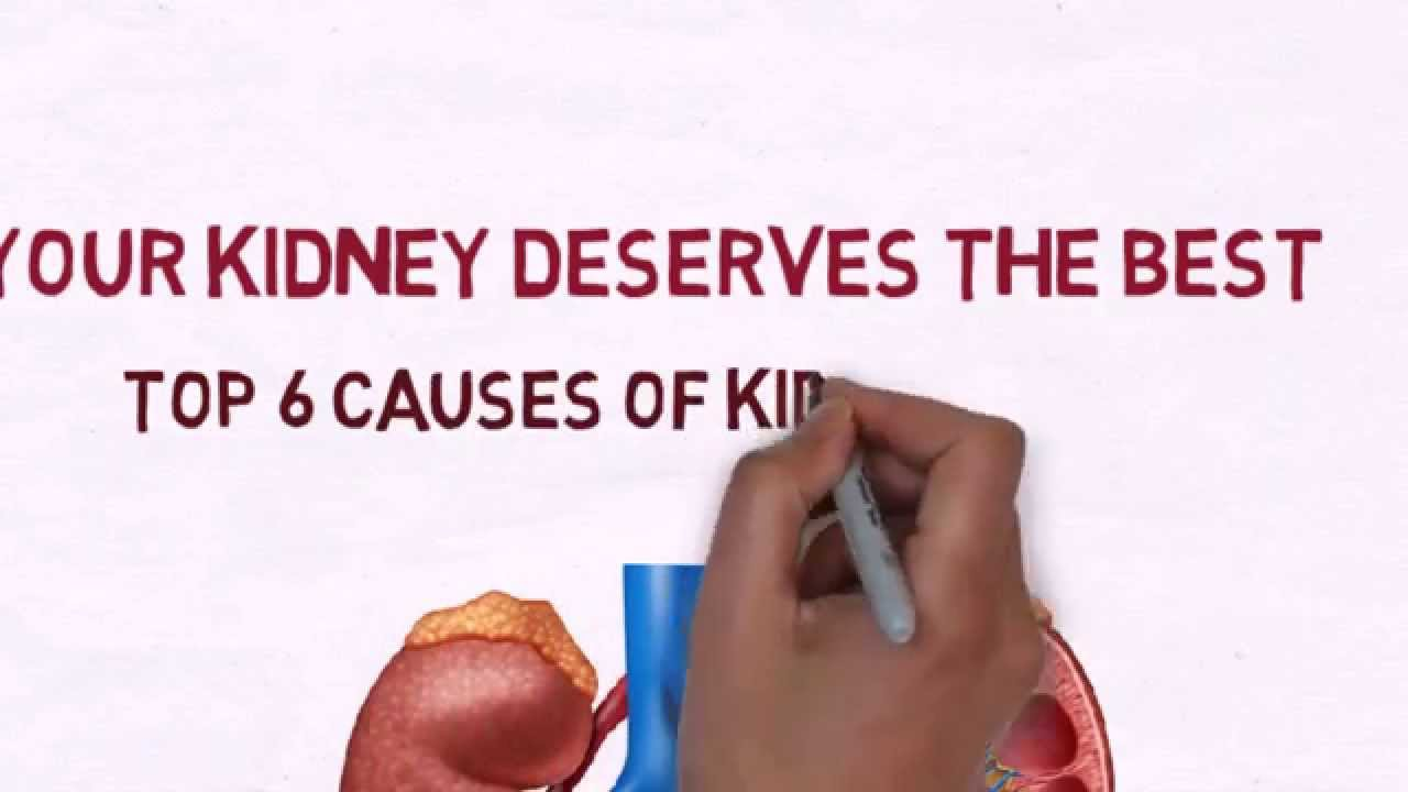 how to make kidney strong