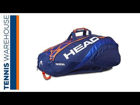 Head Radical 12 Pack Tennis Bag