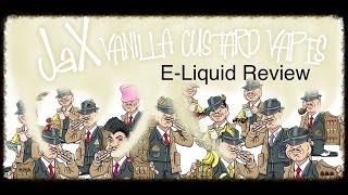 Jax Vanilla Custard & Apple Pie E-liquid Review (jax-vanillacustardvapes.com)