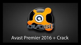 Avast Premier 2016 + Crack