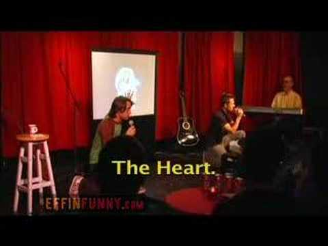 Hard 'n Phirm Effinfunny Performance - El Corazon