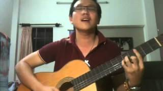 Em muốn anh sống sao( guitar covered by MartinLe)