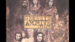 Genesis - The Lamia (1998, The Archives, Vol. 1- 1967-1975