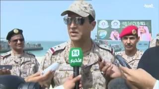 الخليج العربي ومضيق هرمز وبحر عمان مسرح مناورات درع الخليج 1