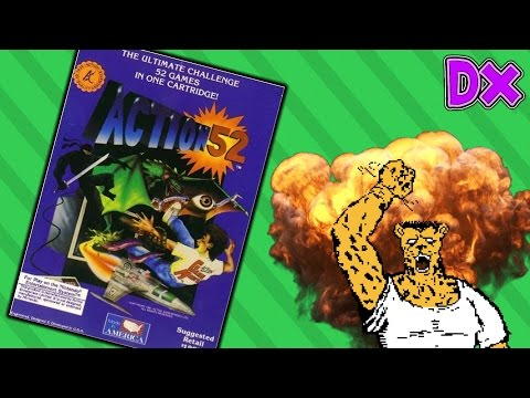 Action 52 (NES): Putting A Stop To This | Drop-Outs