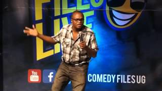 Comedian MC KAPALE takes Ugandan Comedy to the Next Level 2015  HD saM yigA  UGXTRA Low, 360p
