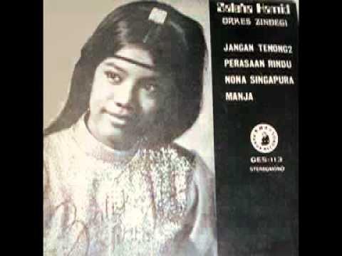 Zaleha Hamid and Orkes Zindegi - Perasaan Rindu