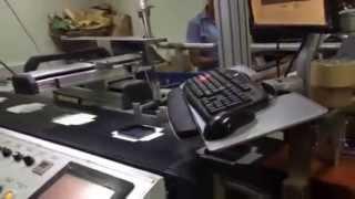 Hm Zd240 Plastic Box Making Machine- Rigid Box, Jewelry Box