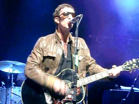Richard Ashcroft - Lucky Man - London 16/06/2010