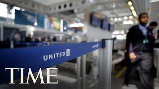 United Airlines Passenger David Dao