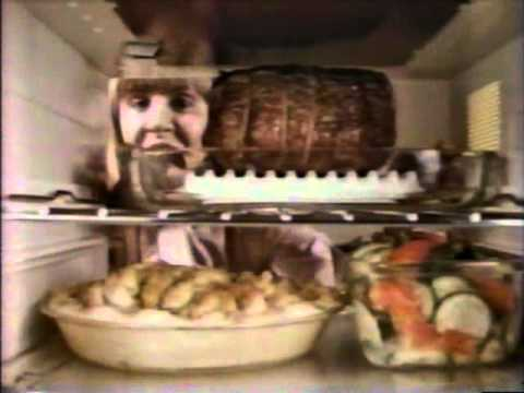 Microwave Oven Commercial 1970s Youtube
