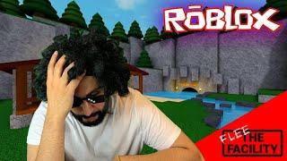 Roblox Flee Die Anlage   Wie werde ich das tun?