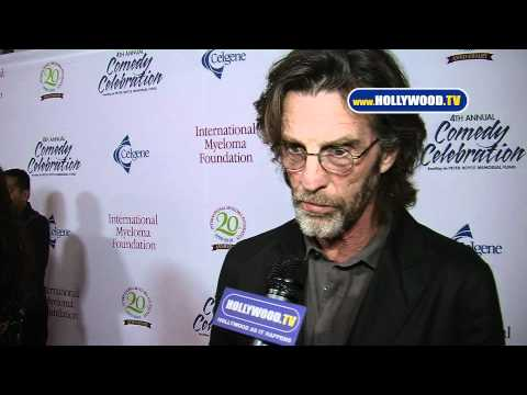 John Glover Speaks at the 4th Annual Comedy Celebration