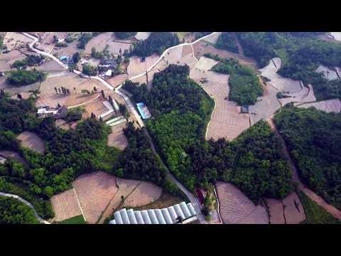 Drone Footage of Dream Garden Fruit Farm, Wulong, Chongqing