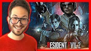 Resident Evil 2, Mister X me met la pression ☠️