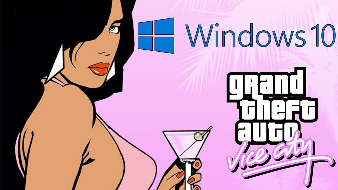 How to run GTA vice city on windows 10 |  Fix all errors in GTA vice city.