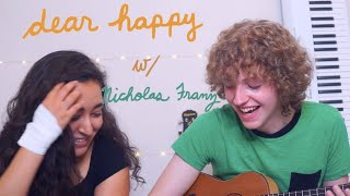 Dear Happy by dodie (feat. Thomas Sanders) ukulele cover with my pal Nicholas