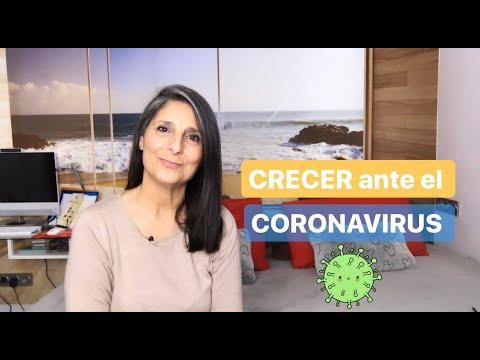 Cómo crecer psicológicamente ante la pandemia del coronavirus: Por Inmaculada Rodríguez