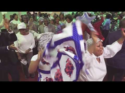 Ghana Methodist Church 2017 Watch Night Service 2