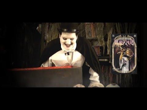 Batman: Masque - Longbox of the Damned