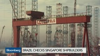 Singapore Shipbuilders Sink Deeper Into Graft Scandal