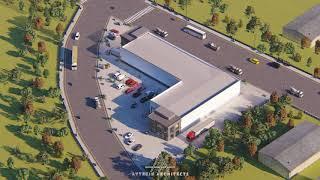 Fabrika Projesi - Konya - Aytekin Architects Mimarlık