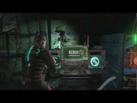 Dead Space 3: All Blueprints Weapons