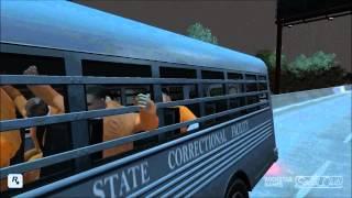 Глюки,приколы и смешные моменты в  GTA 4 PART 2