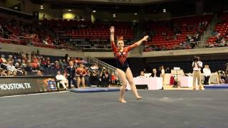 Missouri at Auburn Gymnastics   top finishers