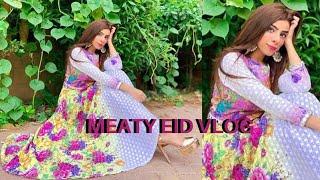 MEATY EID DAY 1 Vlog - YusrasVlogs