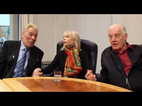 The Capitol Interviews - Katy Manning, Richard Franklin and John Levene