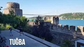 I Am The Running Man - Istanbul, Turkey - June 2016